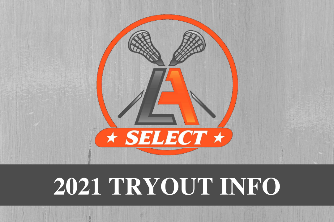 All Lax Select Team Tryouts