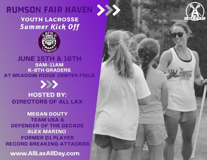 Summer Kick Off Clinic
